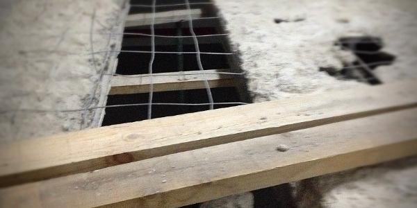 Refuerzo estructural en garajes